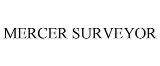 mark for MERCER SURVEYOR, trademark #85837144