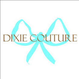 mark for DIXIE COUTURE, trademark #85837235