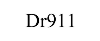mark for DR911, trademark #85837503