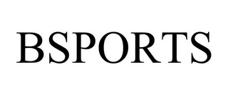 mark for BSPORTS, trademark #85837580