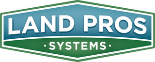 mark for LAND PROS · SYSTEMS ·, trademark #85837718
