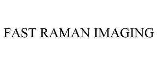 mark for FAST RAMAN IMAGING, trademark #85838287
