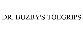 mark for DR. BUZBY'S TOEGRIPS, trademark #85838609