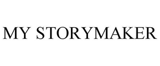 mark for MY STORYMAKER, trademark #85838623