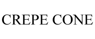 mark for CREPE CONE, trademark #85838705