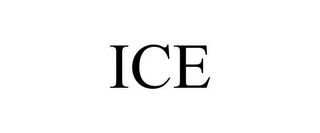 mark for ICE, trademark #85838995