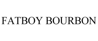 mark for FATBOY BOURBON, trademark #85839229