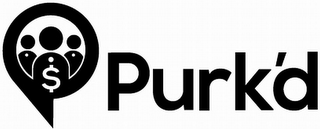 mark for PURK'D, trademark #85839266