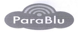 mark for PARABLU, trademark #85839352