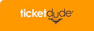 mark for TICKETDUDE, trademark #85839376