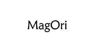 mark for MAGORI, trademark #85839456
