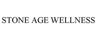 mark for STONE AGE WELLNESS, trademark #85839540