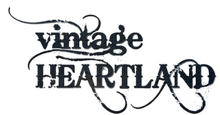 mark for VINTAGE HEARTLAND, trademark #85839634