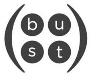 mark for B U S T, trademark #85839719