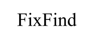 mark for FIXFIND, trademark #85839814