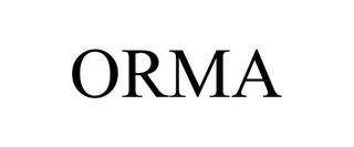 mark for ORMA, trademark #85839864