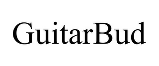 mark for GUITARBUD, trademark #85840208