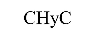 mark for CHYC, trademark #85840430
