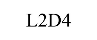 mark for L2D4, trademark #85840569