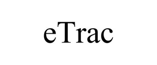 mark for ETRAC, trademark #85840589