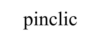 mark for PINCLIC, trademark #85840810