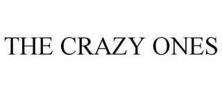 mark for THE CRAZY ONES, trademark #85841057