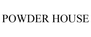 mark for POWDER HOUSE, trademark #85841208