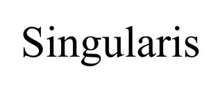 mark for SINGULARIS, trademark #85841220
