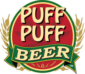 mark for PUFF PUFF BEER, trademark #85841570