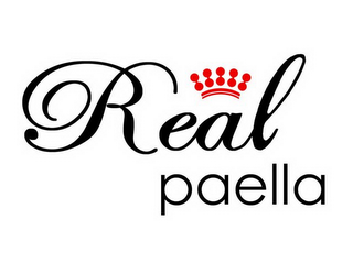 mark for REAL PAELLA, trademark #85841660
