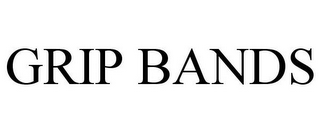 mark for GRIP BANDZ, trademark #85842390