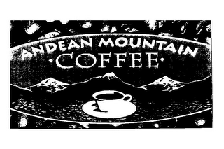 mark for ANDEAN MOUNTAIN COFFEE, trademark #85842638