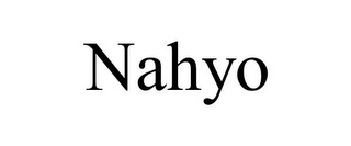 mark for NAHYO, trademark #85842809