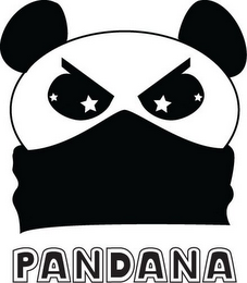 mark for PANDANA, trademark #85842814