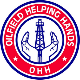 mark for OILFIELD HELPING HANDS OHH, trademark #85842828