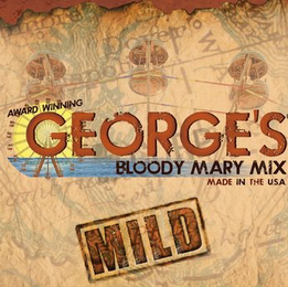mark for GEORGE'S BLOODY MARY MIX MILD AWARD WINNING MADE IN THE U.S.A., trademark #85843256