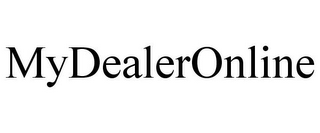 mark for MYDEALERONLINE, trademark #85843262