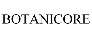 mark for BOTANICORE, trademark #85843318