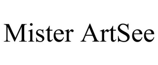 mark for MISTER ARTSEE, trademark #85843433