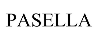 mark for PASELLA, trademark #85843680