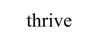 mark for THRIVE, trademark #85843772