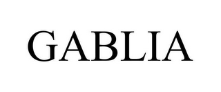 mark for GABLIA, trademark #85843802