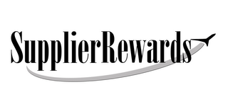 mark for SUPPLIER REWARDS, trademark #85843916