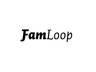 mark for FAMLOOP, trademark #85844046