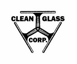 mark for CLEAN GLASS CORP., trademark #85844151