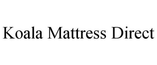 mark for KOALA MATTRESS DIRECT, trademark #85844183