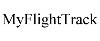 mark for MYFLIGHTTRACK, trademark #85844216