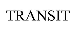 mark for TRANSIT, trademark #85844377
