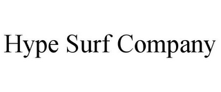 mark for HYPE SURF COMPANY, trademark #85844517