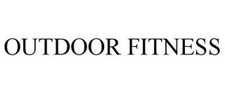 mark for OUTDOOR FITNESS, trademark #85844530